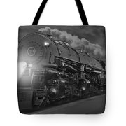 The 1218 On The Move Tote Bag by Mike McGlothlen