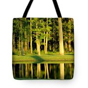 The 14th Green Tote Bag
