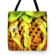 The 300 Sunflower Tote Bag