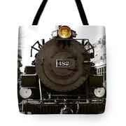 The 482 Durango To Silverton Tote Bag by Lorraine Devon Wilke