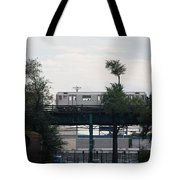The 7 Line Tote Bag