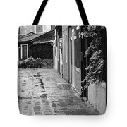 The Abandoned Umbrella Tote Bag