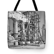 The Acropolis.  The Parthenon.  One Tote Bag