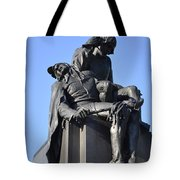 The Actor - Shakespere Memorial Tote Bag