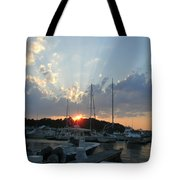The Ahh Moment Tote Bag