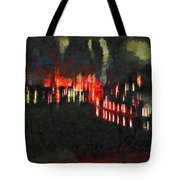 The Air That We Breath  Tote Bag