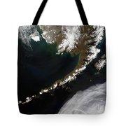 The Aleutian Islands And The Alaskan Tote Bag