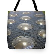 The Alien Space Base Tote Bag