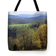 The Allegheny Front, North Fork Tote Bag