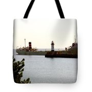 The Alpena Ship Tote Bag