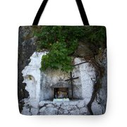 The Altar 2 Tote Bag