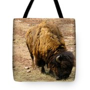 The American Buffalo Tote Bag
