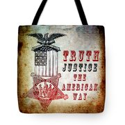 The American Way Tote Bag