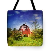 The Amish House Tote Bag