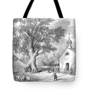 The Ancient Oak Tote Bag by Granger