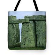 The Ancient Ruins Of Stonehenge Tote Bag
