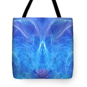 The Angel Of Grace Tote Bag