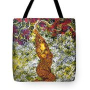 The Angel Tree Tote Bag