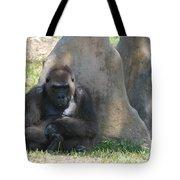The Angry Ape Tote Bag