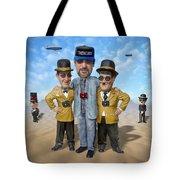 The Apprentice  Tote Bag