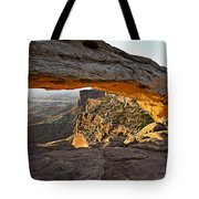 The Arch, Arches National Park, Moab Tote Bag