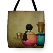 The Art Of Being A Girl Tote Bag