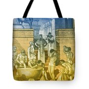 The Art Of Brewing, Babylon Tote Bag
