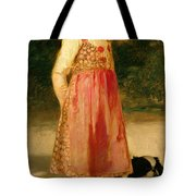 The Artist's Daughter - Hilde   Tote Bag