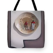 The Artists Eye Tote Bag