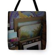 The Artists Studio Tote Bag