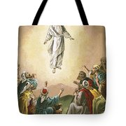The Ascension Tote Bag by English School