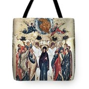 The Ascension Tote Bag
