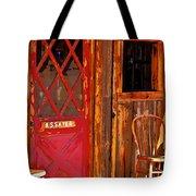 The Assay Office Digital Art Tote Bag