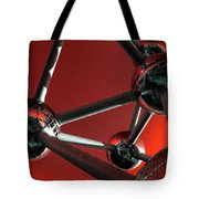 The Atomium Tote Bag by Rob Hawkins