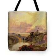 The Avon Gorge At Sunset  Tote Bag
