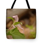 The Backside Of  Tote Bag