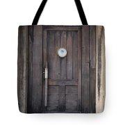 The Bar Door Tote Bag