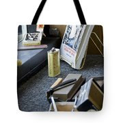 The Barber Shop 11 Tote Bag