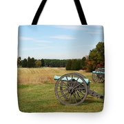 The Battle Of First Manassas  Tote Bag