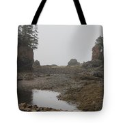 The Bay Of Fundy Tote Bag