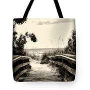The Beach Path - Clearwater Beach Tote Bag