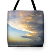 The Beach Walker Tote Bag