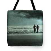 The Beachcombers Tote Bag by Amy Tyler