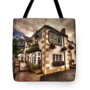 The Bear Inn  Tote Bag