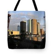 The Beautiful City Tote Bag