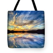 The Beauty Before The Darkness Tote Bag