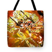 The Beauty In Dying Tote Bag