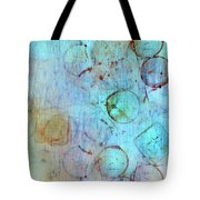 The Beauty In Shapes Tote Bag