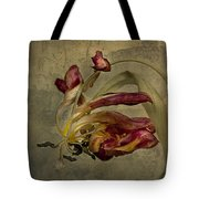 The Beauty Never Dies Tote Bag
