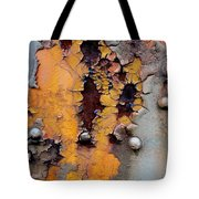 The Beauty Of Aging Tote Bag